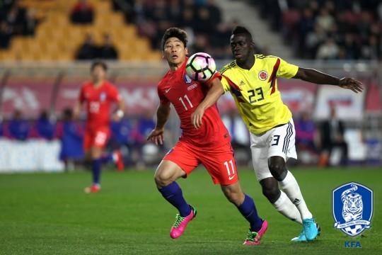 '벤투호, 볼리비아-콜롬비아와 각각 울산-서울서 친선경기
